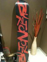 Predám komplet snowboard Burton