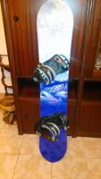 Predám snowboard