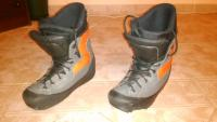 Predám snowboardové topánky