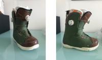 K2 topánky Contour olive