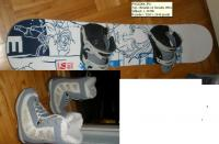 Snowboard set Flow