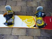 snowboard Elán väz. RIDE