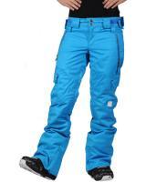 Modré snowboard nohavice Special Blend - Eames XS