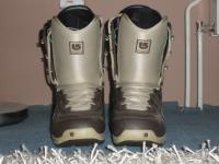 Snoubordové topánky na snowboard značky Burton